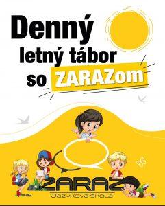 Jazyková škola ZARAZ - Letný denný tábor so ZARAZom 1
