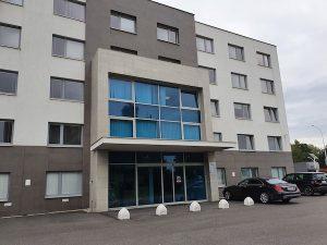 Budova - Jazyková škola ZARAZ - Liptovský Mikuláš