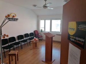 Učebňa - Jazyková škola Zaraz - Žilina